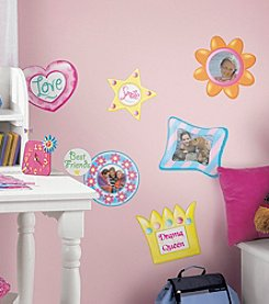 RoomMates Wall Decals Wall Frames Peel & Stick Wall Decals