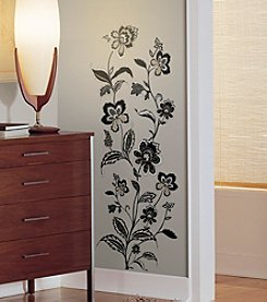 RoomMates Wall Decals Jazzy Jacobean Peel & Stick Wall Decals