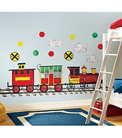 RoomMates Wall Decals All Aboard Peel & Stick MegaPack