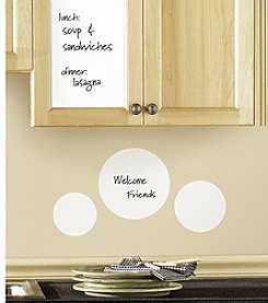 RoomMates Dry Erase Sheet P&S Wall Decals