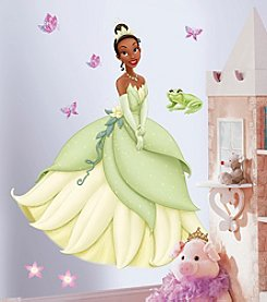RoomMates Wall Decals Princess & Frog Tiana Giant Peel & Stick Wall Decal