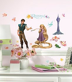 RoomMates Wall Decals Tangled Rapunzel Peel & Stick Wall Decal