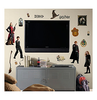 RoomMates Harry Potter Peel & Stick Wall Decals