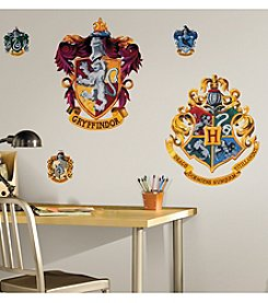 RoomMates Harry Potter Crest P&S Giant Wall Decals
