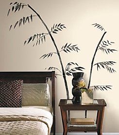 RoomMates Painted Bamboo P&S Giant Wall Decals