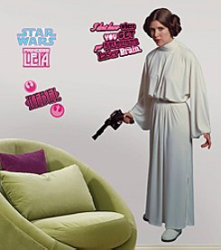 RoomMates Star Wars™ Classic Leia P&S Giant Wall Decals
