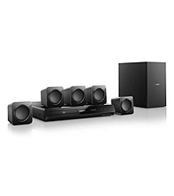 Philips® 5.1ch Blu-ray Home Theater System with 3D Wi-Fi