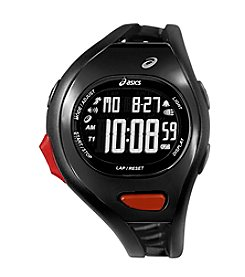 Asics® AR07 Black Running Watch