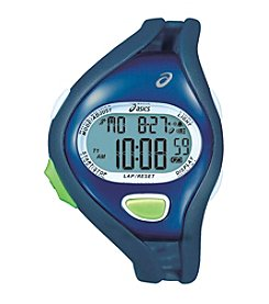 Asics® Entry Running Watch in Blue