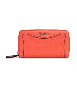Jessica Simpson Lina Large Double Zip-Around Wallet