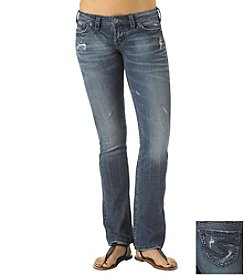 Silver® Jeans Tuesday Low-Rise Bootcut Jeans