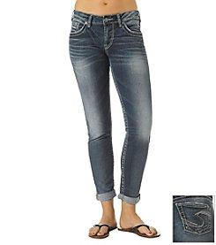 Silver Jeans Co. Boyfriend Joga Jeans