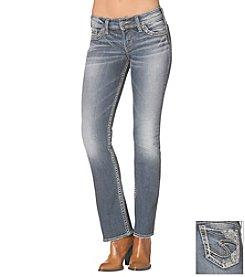 Silver® Jeans Suki Mid-Rise Bootcut Jean