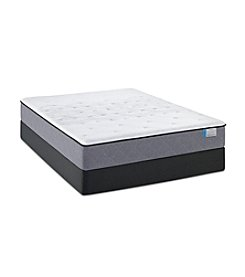 Sealy® Posturepedic® Castello Abbey Plush Mattress & Box Spring Set