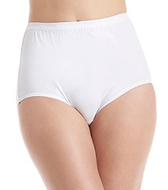 Bali® Full Cut Fit Cotton Briefs
