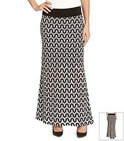 Karen Kane® Crochet Maxi Skirt