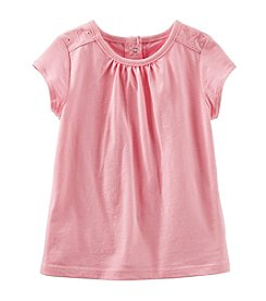 OshKosh B'Gosh® Girls' 2T-4T Eyelet Top