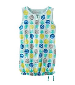 OshKosh B'Gosh® Girls' 4-6X Pineapple Print Tunic