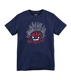 Chaps® Boys' 2T-20 Short Sleeve Graphic Tee