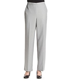 Alfred Dunner® Lake Meade Solid Pull On Short Pants