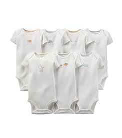 Carter's Baby 7-Pack Short Sleeve Bodysuits
