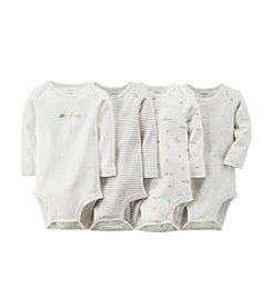 Carter's® Baby 4-Pack Short Sleeve Bodysuits