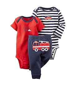 Carter's® Baby Boys' 3-Piece Bodysuit & Pants Outfit Set
