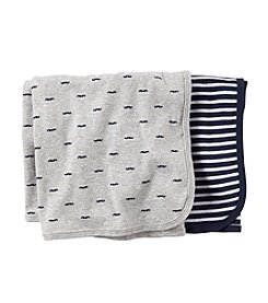 Carter's® Baby Boys 2-Pack Swaddle Blankets