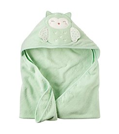 Carter's® Baby Girls' Owl Hooded Towel
