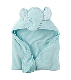 Carter's® Baby Boys' Elephant Hooded Towel