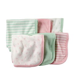 Carter's® Baby Girls' 6-Pack Washcloths