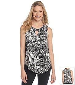 DKNYC® Printed Cascade Shirt