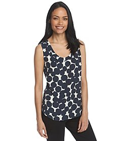 Anne Klein® Abstract Dots Shell