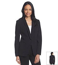 Anne Klein® Hitch Tuxedo Jacket
