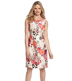 K. Studio® Floral Sheath Dress