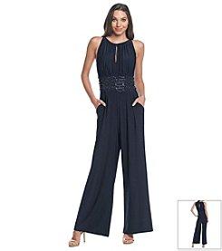 Jessica Howard® Beaded Jumpsuit