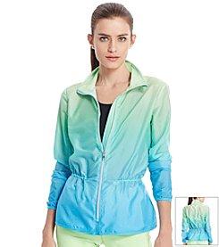 Lauren Active® Ombre Microfiber Jacket
