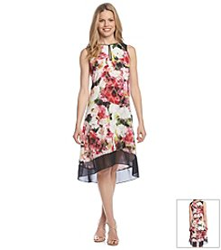 Adrianna Papell® Printed Tank Swing Dress