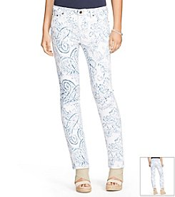 Lauren Jeans Co.® Classic Straight Jeans
