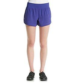 Exertek® Woven Running Shorts