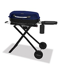 UniFlame® CrossFire Gas or Charcoal Portable Grill