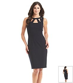Eliza J® Cutout Shift Dress