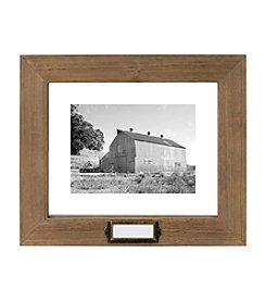 Malden Rustic Floater Frame