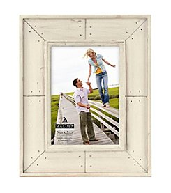 Malden Sand Distressed Frame