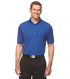 Jack Nicklaus Men's Short Sleeve Solid Polo