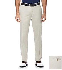 Jack Nicklaus Men's Flat Front Chino Pant