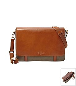 Fossil® Men's Aiden Messenger Bag