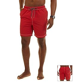 Nautica® Men's Big & Tall J-Class Swim Trunk
