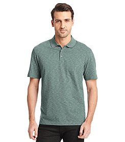 Van Heusen® Men's Short Sleeve Space Dyed Polo