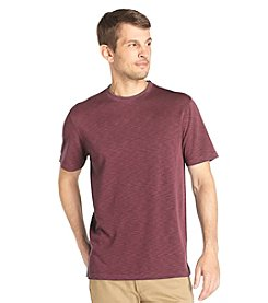 Van Heusen® Men's Short Sleeve Two-Tone Doubler Crew